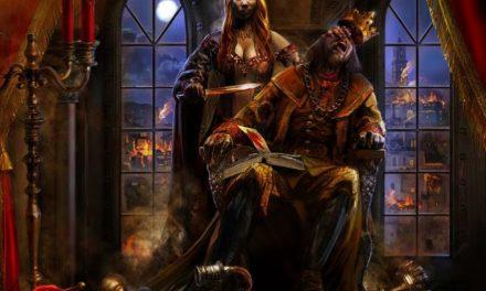 Almanac Announces The Release 'Kingslayer'