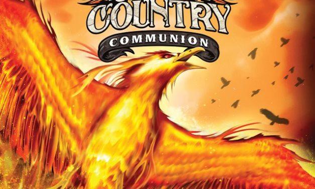 "Black Country Communion release video ""Collide"""