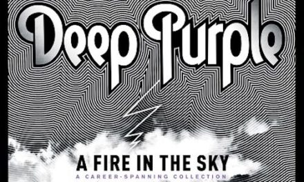 Deep Purple Announces The Release 'A Fire In The Sky'