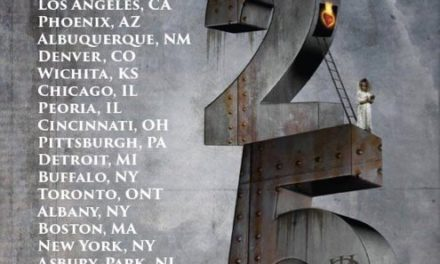 "Dream Theater Announces North American Dates For ""Images, Words & Beyond' Tour"