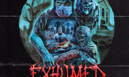 Exhumed Releases The Song 'Defenders Of The Grave'