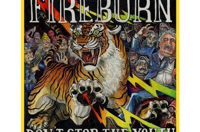 """Fireburn post track """"Suspect"""""""