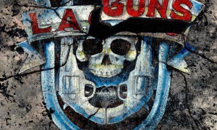 "L.A. Guns post track ""Sticky Fingers"""