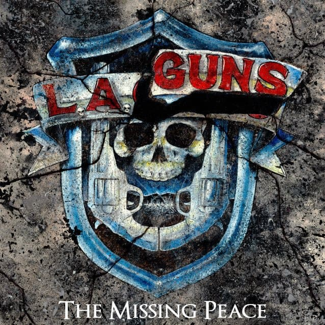 "L.A. Guns post track ""Sticky Fingers"""