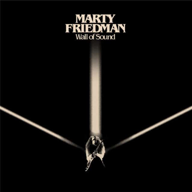 """Marty Friedman released a video for """"Miracle"""""""