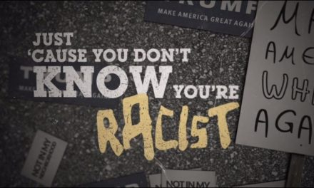 "Anti-Flag release lyric video ""Racists"""