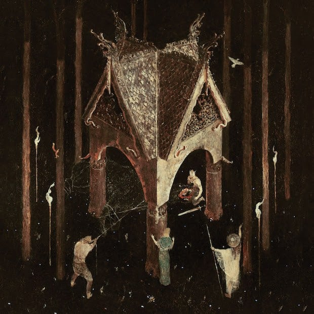 "Wolves In The Throne Room post track ""Angrboda"""