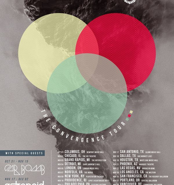 Periphery/Animals As Leaders Announces Co-Headlining North American Tour