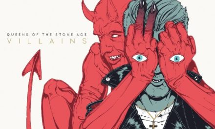 "Queens Of The Stone Age post track ""The Evil Has Landed"""