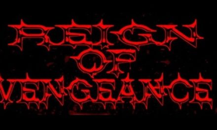 "Reign Of Vengeance release video ""In The Club With A Chainsaw"""