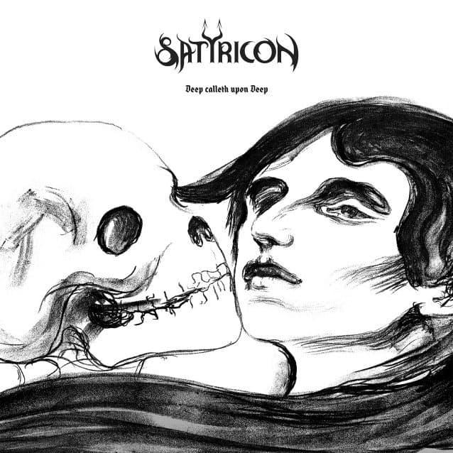 "Satyricon release lyric video ""Deep Calleth Upon Deep"""