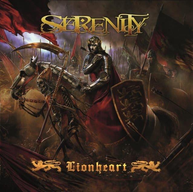 Serenity Announces The Release 'Lionheart'