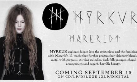 "Myrkur post track ""De Tre Piker"""