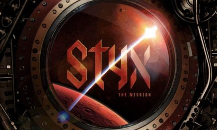 "Styx release lyric video ""Radio Silence"""