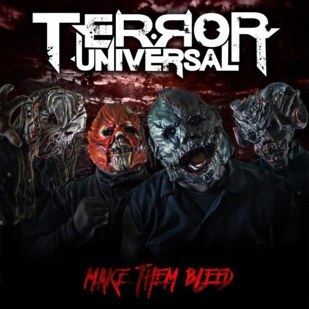 Terror Universal Announces The Release 'Make Them Bleed'