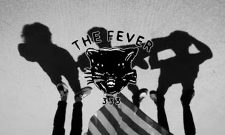 "The Fever post track ""We're Coming In"""