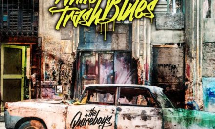 The Quireboys Announces The Release 'White Trash Blues'