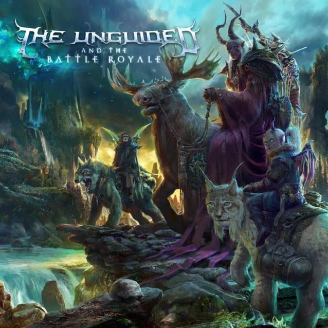 The Unguided Announces The Release 'And The Battle Royale'