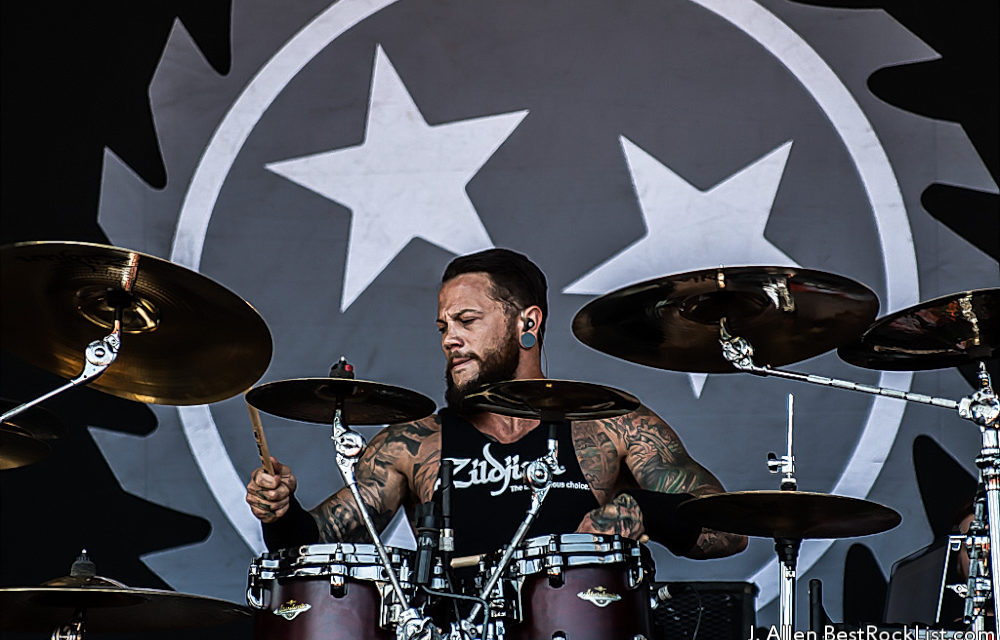 Whitechapel Parts Ways With Drummer