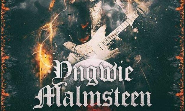 Yngwie Malmsteen Announces Fall U.S. Tour Dates