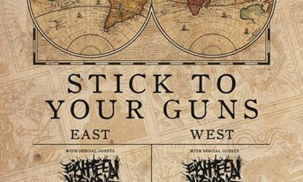 Stick To Your Guns Announces October Tour Dates