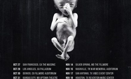 The Used Announces Month-Long Fall Tour Dates