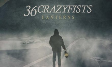 "36 Crazyfists post track ""Wars To Walk Away From"""