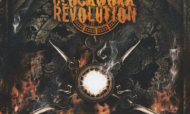 "Clockwork Revolution released a video for ""Fade Away"""