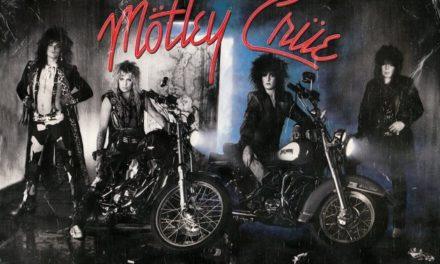 "Motley Crue release lyric video ""Girls Girls Girls"""