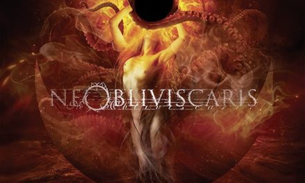 """Ne Obliviscaris post track """"Urn, Pt. 1: And Within The Void We Are Breathless"""