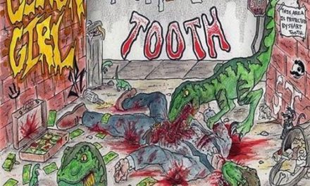 """Sharptooth release video """"Clever Girl"""""""