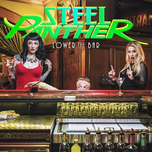 "Steel Panther release video ""Wasted Too Much Time"""