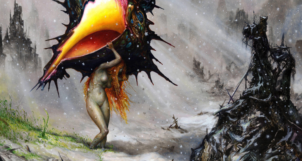 "Circa Survive release video ""The Amulet"""