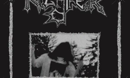 "Nightfear post track ""Sacrificial Mutilation"""