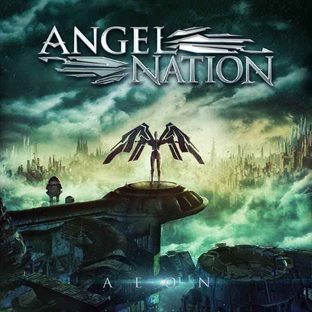 Angel Nation Announces The Release 'Aeon'