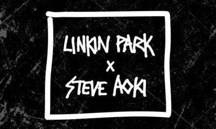 "Steve Aoki And Linkin Park post track ""Darker Than The Light That Never Bleeds"""