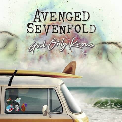 """Avenged Sevenfold release video """"God Only Knows"""""""