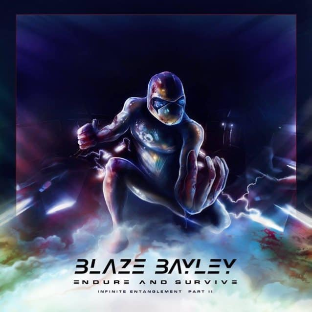 """Blaze Bayley releases video """"Eating Lies"""""""