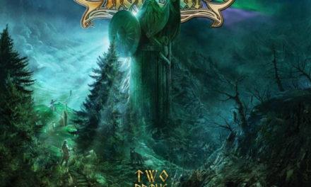 "Ensiferum post track ""King Of Storms"""