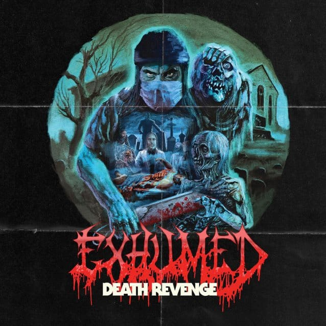 "Exhumed released video ""Lifeless"""