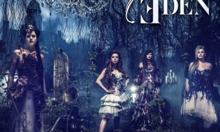 "Exit Eden release video ""Total Eclipse Of The Heart"""