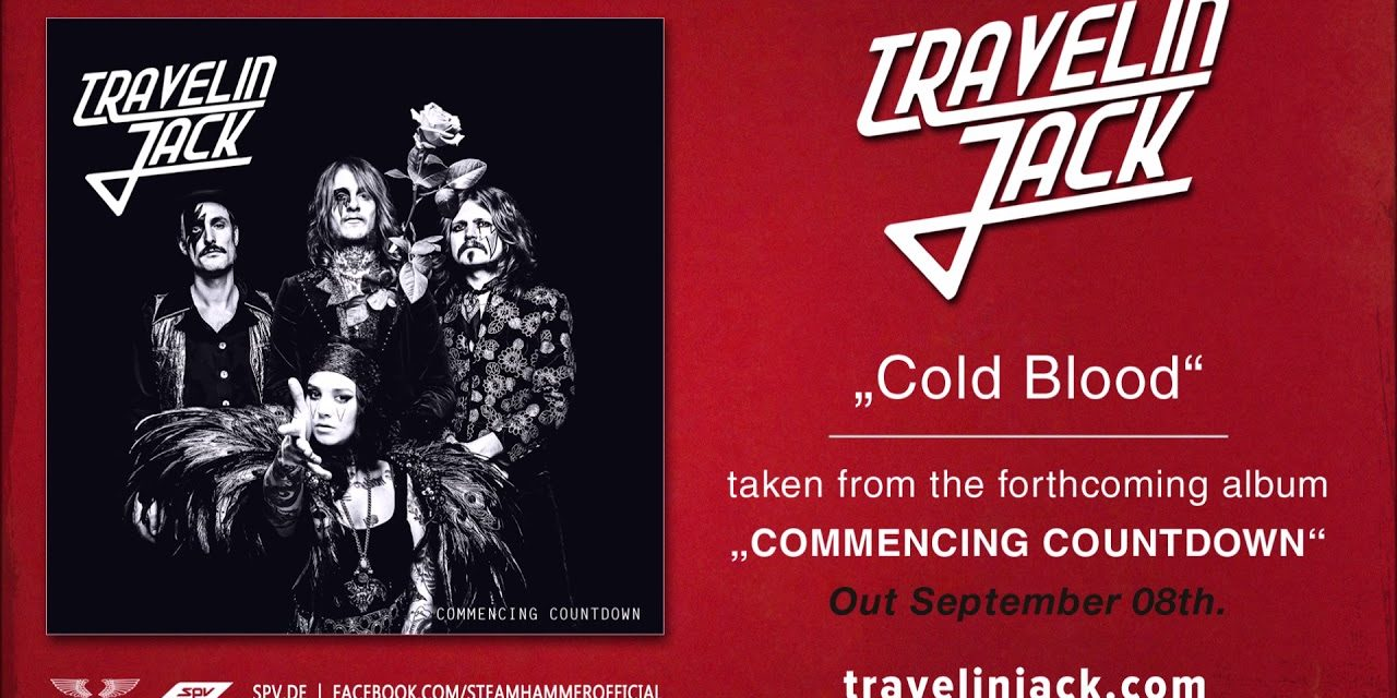 "Travelin Jack post track ""Cold Blood"""