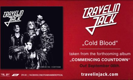 "Travelin Jack post track ""Cold Blood"""