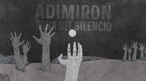 """Adimiron post track """"Zona Del Silencio"""""""