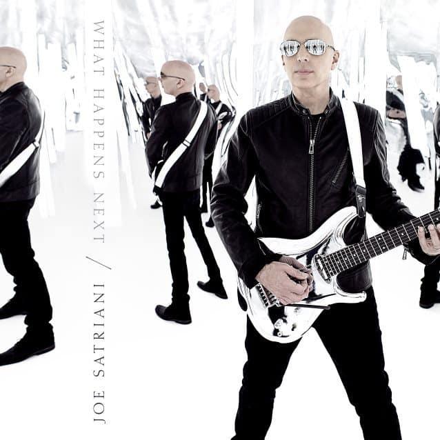 """Joe Satriani posts track """"Energy"""""""