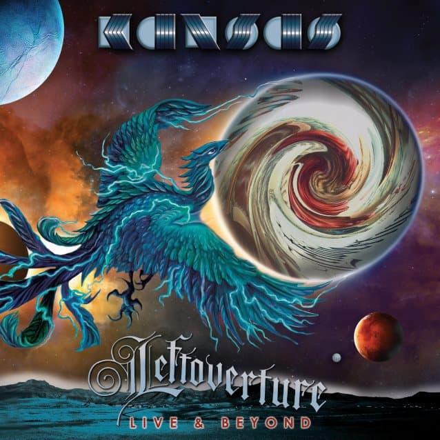 Kansas Announces The Release 'Leftoverture Live & Beyond'
