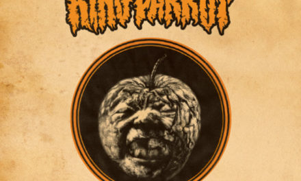 """King Parrot post track """"Disgrace Yourself"""""""