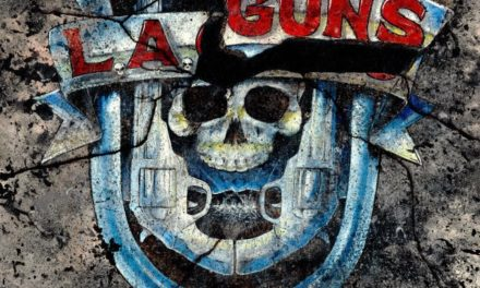"L.A. Guns post track ""Christine"""