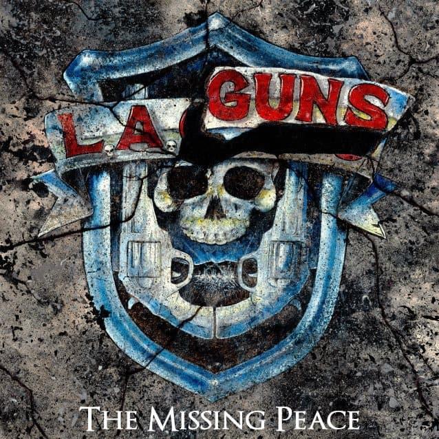 """L.A. Guns post track """"Christine"""""""