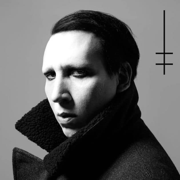 "Marilyn Manson released a video for ""KILL4ME"""